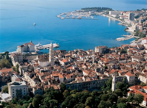The Split by 35 Magical Photos Of Split Croatia Places Boomsbeat