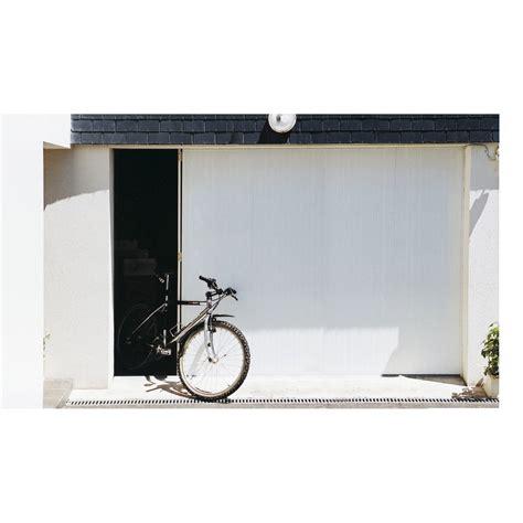 portail garage pvc portail de garage coulissant pvc portail