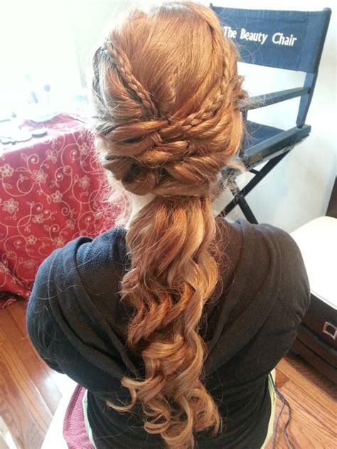Renaissance Hairstyles by Impressive Renaissance Hairstyles The Haircut Web