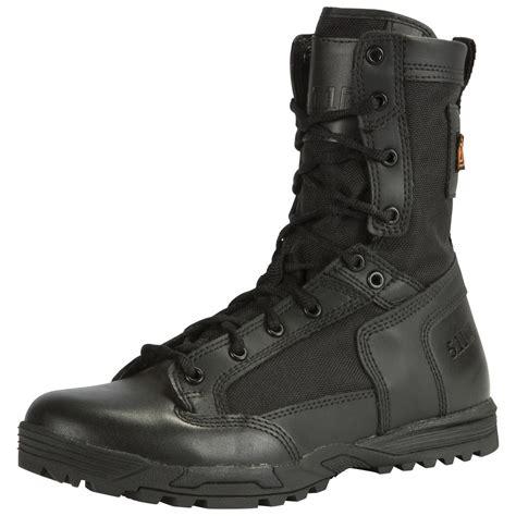 New Gesper 511 Gesper Tactical Series 3 Colour Ikat 5 11 tactical skyweight 8 quot ultra lightweight side zip tactical boot black ebay