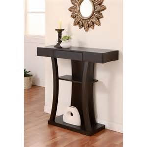 contemporary sofa table modern console table with storage