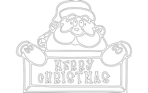 christmas dxf free merry vector dxf file free 3axis co