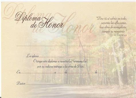 diplomas de honor cristianas diplomas y o certificados cristianos megapack lucas