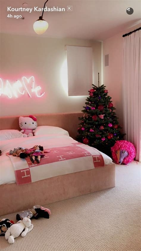 inside penelope disick s bedroom popsugar home