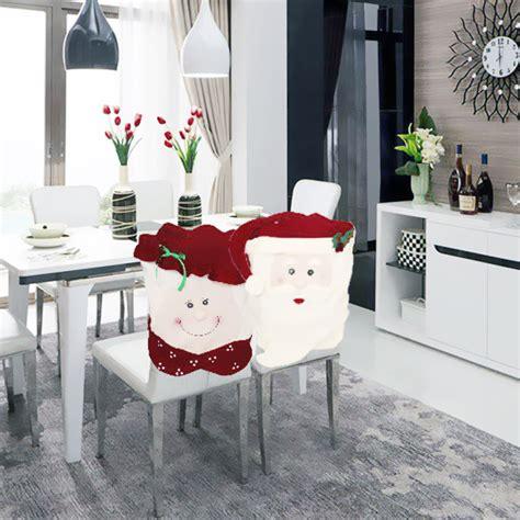 the dining room santa santa claus dinner dining room seat chair