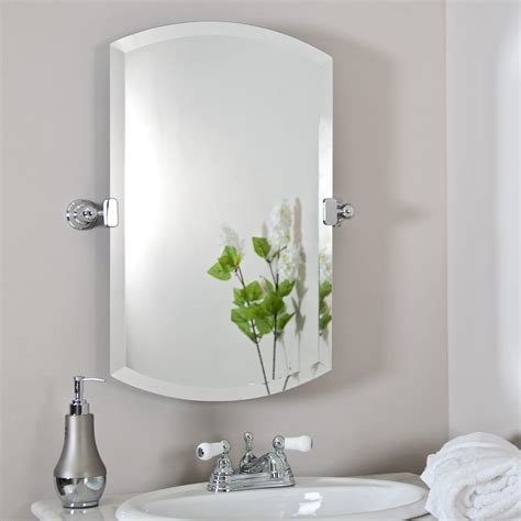 Unique Mirrors For Bathrooms Decorative Bathroom Mirrors Gnewsinfo