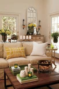 dekorationsideen wohnzimmer 33 cheerful summer living room d 233 cor ideas digsdigs