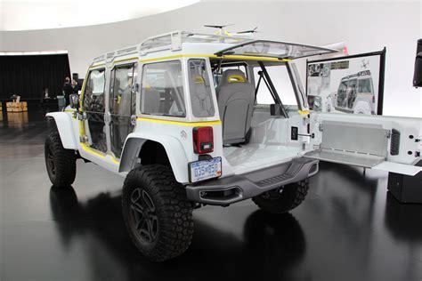 jeep safari concept interior 2017 moab easter jeep safari concepts so much want
