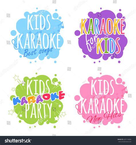 clipart logo karaoke logo vector clip vectores en stock