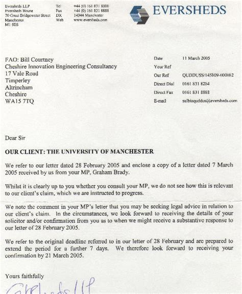 Loan Recovery Letter To Bank New Page 1 Www Cheshire Innovation