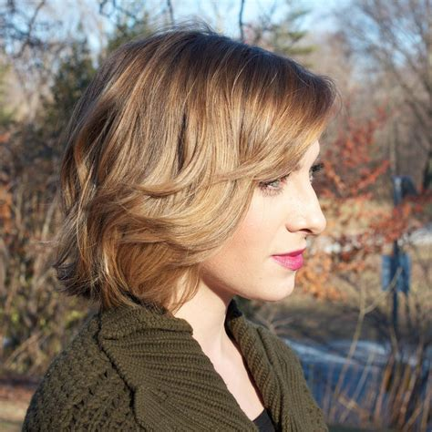 Beautiful Girl Bob | 27 layered bob haircut ideas hairstyles design trends