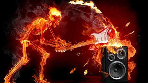 wallpaper bergerak tengkorak dp gambar api animasi bergerak fire wallpaper hd animasi
