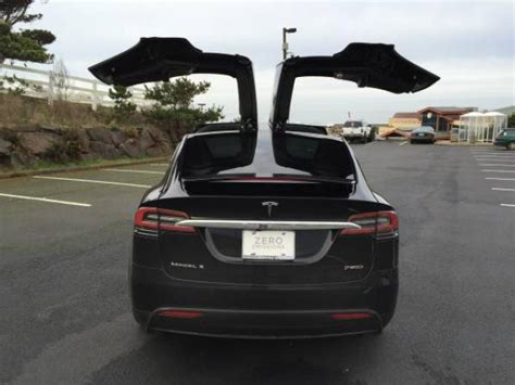 2016 tesla model x for sale sale oregon depoe bay