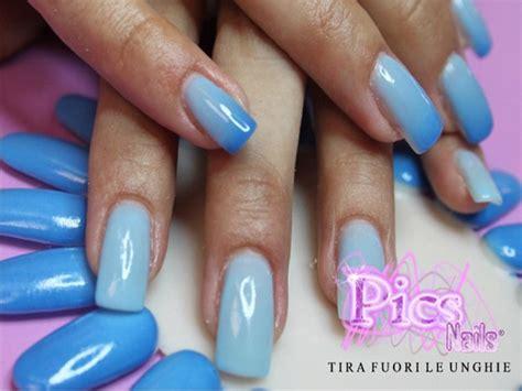 lade da tavolo per ricostruzione unghie gel camaleonte azzurro pics nails