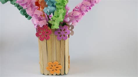 Make Flower Vase Home by How To Make A Flower Vase From Plastic Bottle Recycle