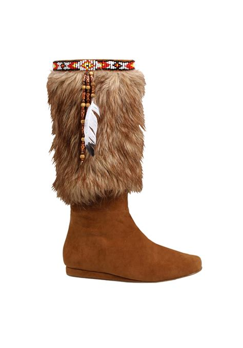 brown american boots