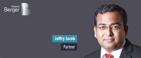 Roland Berger Mba Internship by Roland Berger India Promotes Jeffry Jacob To Partner In