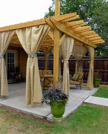 Outdoor Curtains For Pergola Pdf Diy Pergola Ideas Pergola Designs