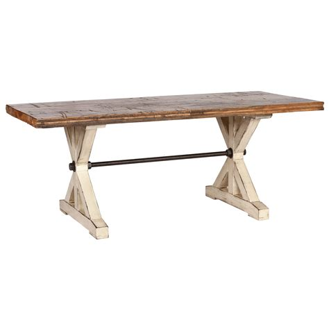 Dining Table For 5 Reclaimed Railroad Car Flooring Dining Table 5 Ft