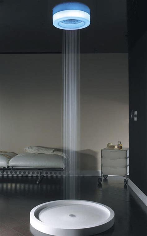 Shower Not Getting Water by Led Shower Bathes You In Cascading Light And Lots Of