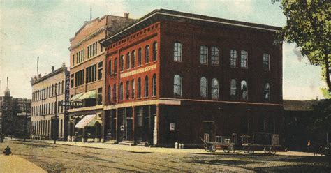 postcards from the past bloomington illinois illinois