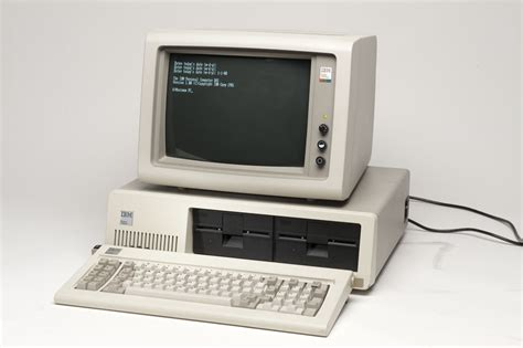 Personal Komputer of the personal computer from altair to the ibm pc