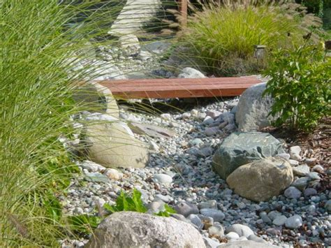 Plants That Don T Need Natural Light How To Create A Dry Creek Bed In 5 Not So Easy Steps