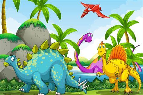 Coloriage Dinosaure Sur Hugolescargot Com