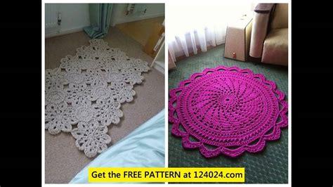how to crochet a rug crochet rug yarn easy crochet rug pattern how to crochet a rectangle rug