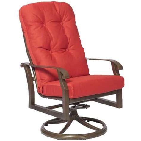 Woodard Cortland Cushion Patio Furniture by Cortland Cushion Dining