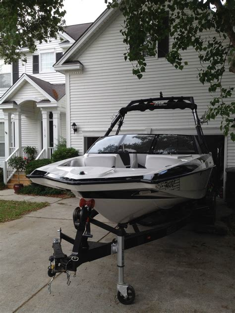axis boats surf gate axis a22 wakeboard boat with surf gate 2014 for sale for