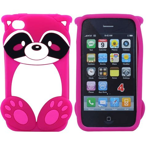 Casing Silicon 3d Armor Gundam Back Cover Iphone 7 7plus 7 Plus 3d baby raccoon animal rubber silicone gel soft cover for iphone 4s 4 ebay