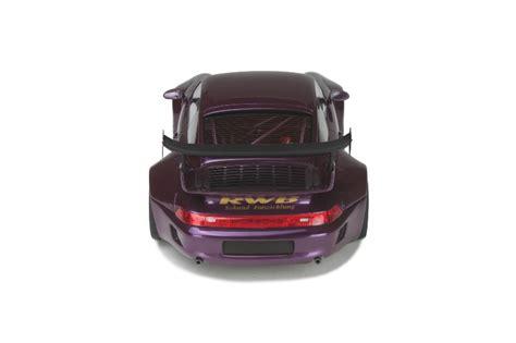 rauh welt porsche purple 1 18 porsche 993 rwb wide rauh welt begriff