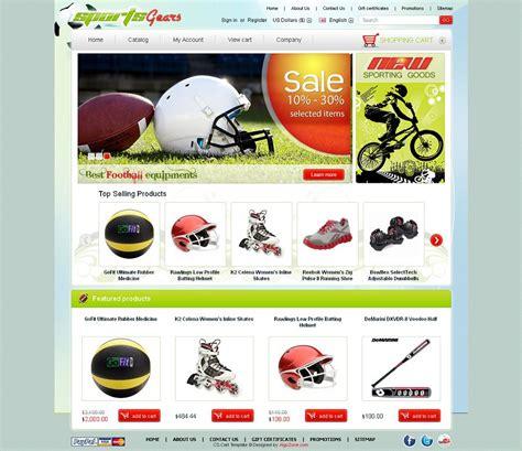 Cs03c00492 Premium Cs Cart Template For Sports Store Cs Cart Premium Templates
