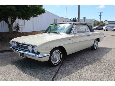 manual cars for sale 1962 buick special auto manual 1962 buick special for sale classiccars com cc 1006748