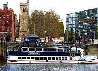 thames river cruise party hire canal guide boat builders