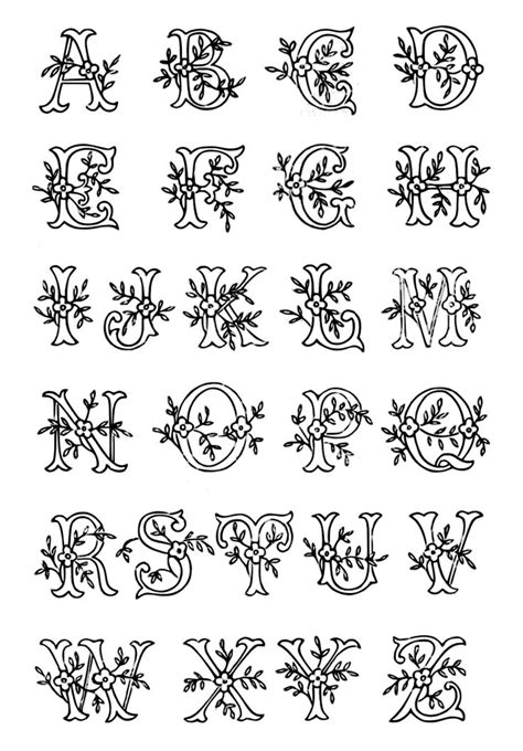 pattern design letter 25 best ideas about monogram letters on pinterest