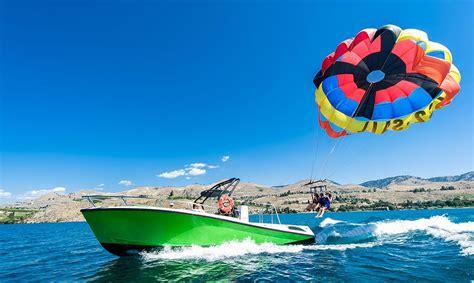 lake chelan boat and jet ski rentals lake chelan parasailing lake chelan rentals