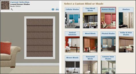 Virtual Decorator | budget blinds custom window coverings shutters shades