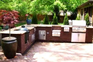 Ideas For Outdoor Kitchens by My Outdoor Kitchen Diy