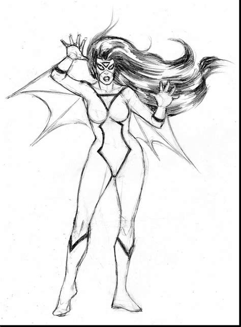 coloring pages of spider girl spider girl coloring pages color colouring solid surface