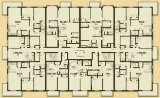 Apartment Building Floor Plans by Apartment Floor Plans For Aspiration Researchpaperhouse Com