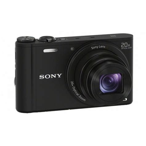 Kamera Sony Pocket jual sony cyber dsc wx350 kamera pocket black