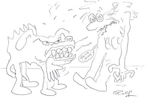 doodle prison rolf harris doodles portraits of fellow lags in bid to