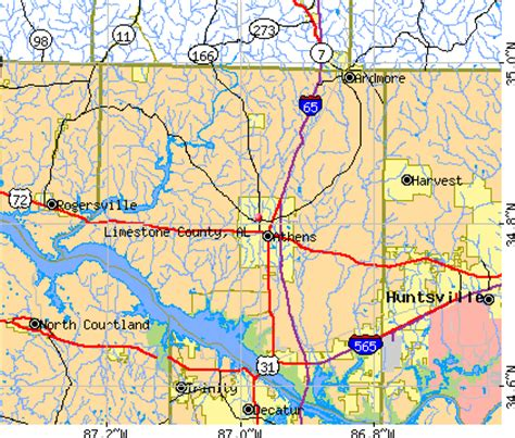 Limestone County Alabama Property Records Limestone County Alabama Detailed Profile Houses Real Estate Cost Of Living
