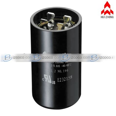 dc motor starter capacitor electric motors start capacitor bizgoco