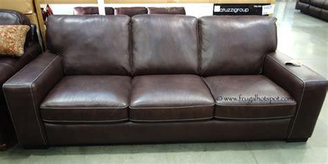costco sale natuzzi leather sofa 799 99 frugal