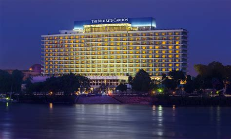 Ritz Carlton by The Ritz Carlton News Room Opening Of The Nile Ritz