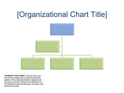 Simple Organization Chart Template organogram template free organizational charts templates