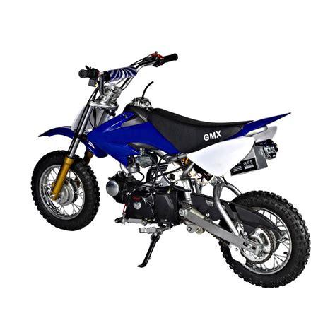 blue dirt bike gmx chip blue 50cc dirt bike